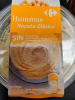 Hummus receta clasica - Producto
