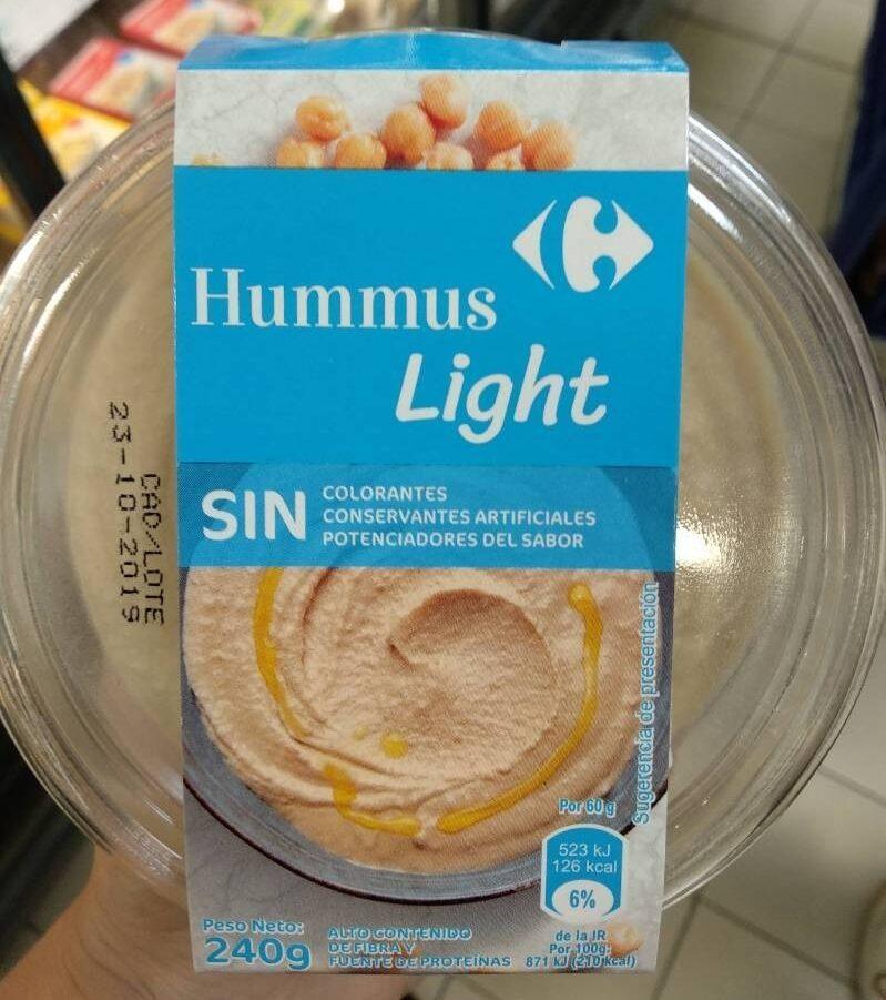 Hummus Light - Producto