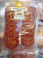 Chorizo de pavo extra - Produit - es