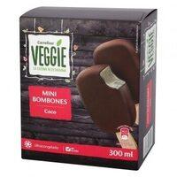 Mini bombones base coco sabor coco - Produit - es