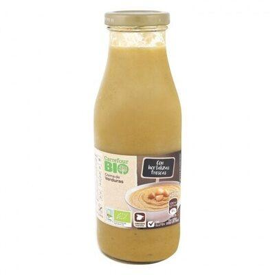 Crema verduras - Produit - es