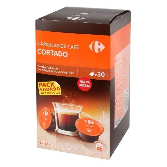 Café cortado - Prodotto - es