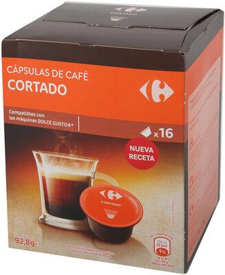 Café cortado - Producte - es