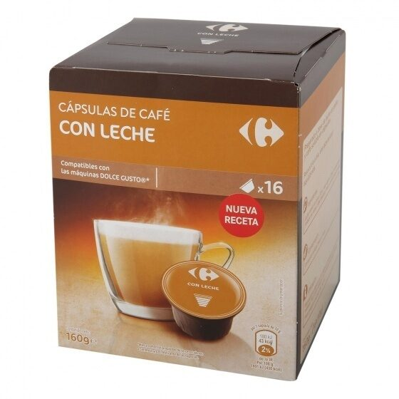 Café con leche - Prodotto - es