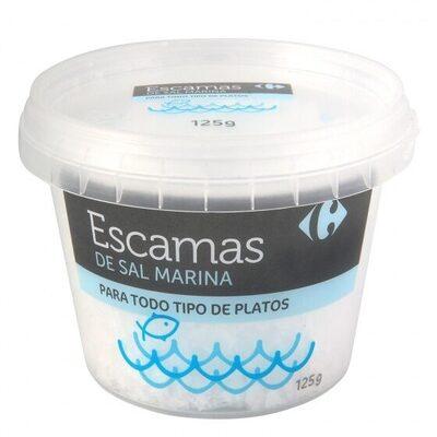 Sal marina en escamas - Producte - es
