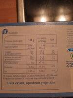 Galletas trios chocolate blanco - Ingredients - es