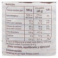 Stroopwafels rellenas de caramelo - Nutrition facts - es