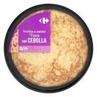 Tortilla cebolla - Producto - es