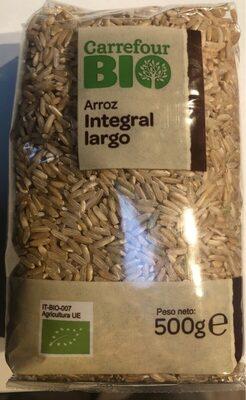 Arroz Integral Largo - Producto