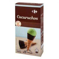 Conos chocolate - Product - es