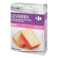 Levadura - Producte - es