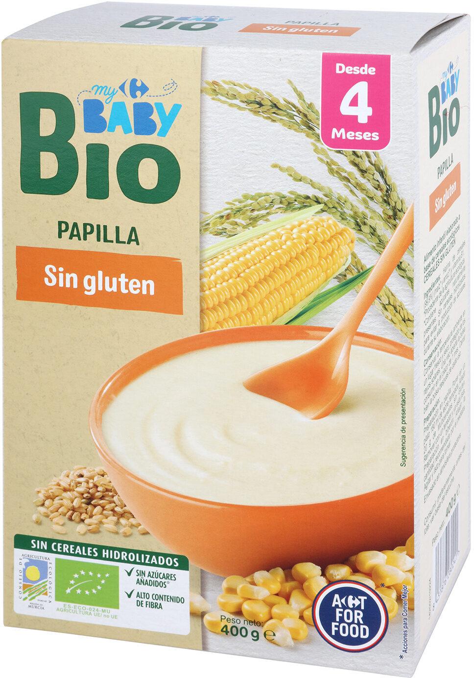 Cereales Sin Gluten BIO - Prodotto - es