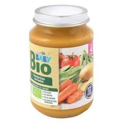 Tarrito verduras variadas - Produit - es