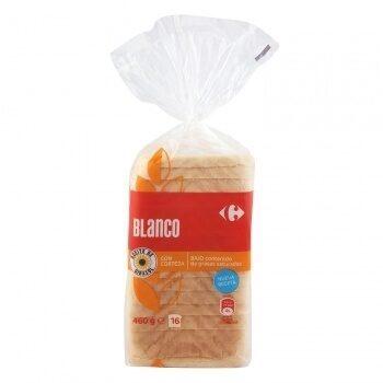 Pan molde blanco con corteza - Producto - es
