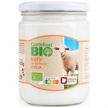Kéfir oveja natural - Product - es
