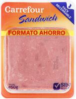 Maxi Sandwich - Producto - es