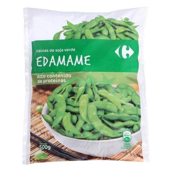 Edamame vainas de soja - Prodotto - es