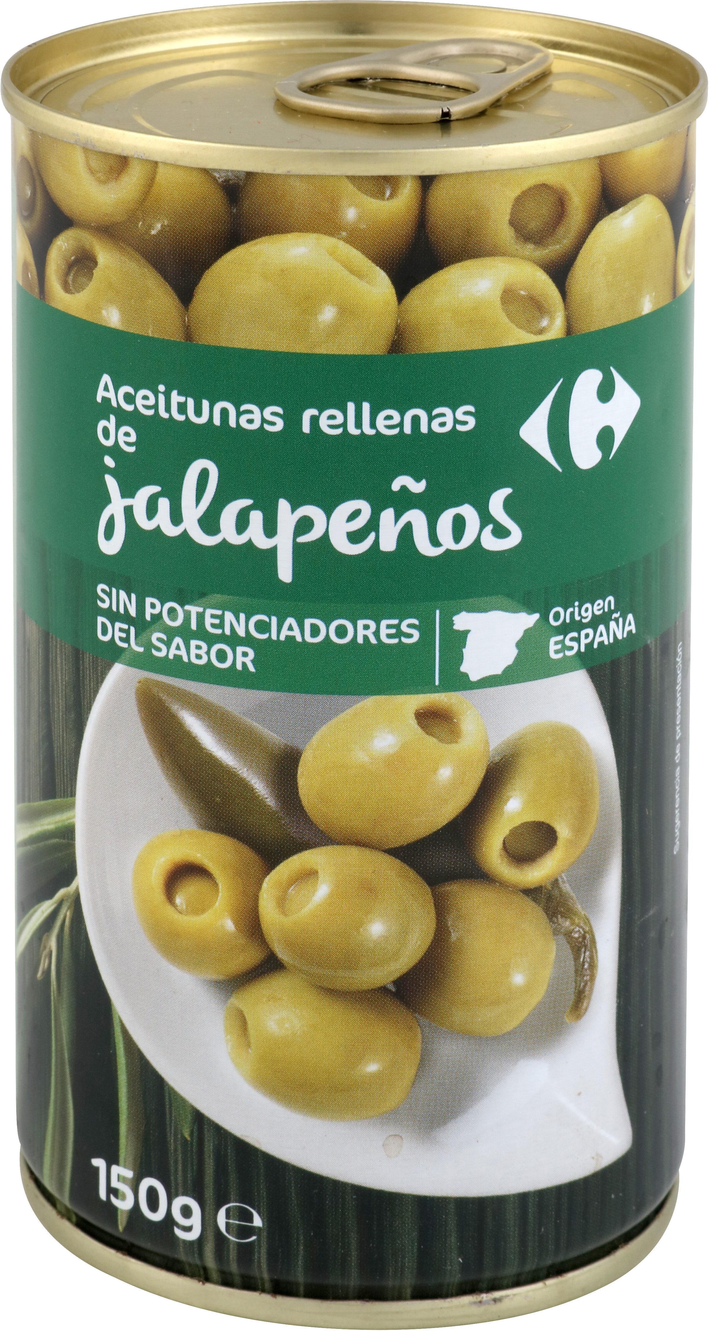 Aceitunas R/Jalapeño - Producte - es