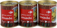 Aceitunas Rellenas De Pimiento - Producte - es