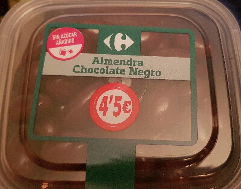 Almendras chocolate negro - Producte - es