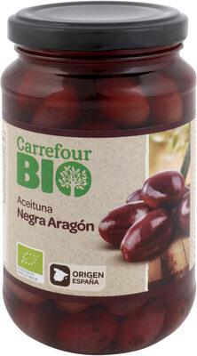 Aceituna Negra Entera Aragon - Producte - es