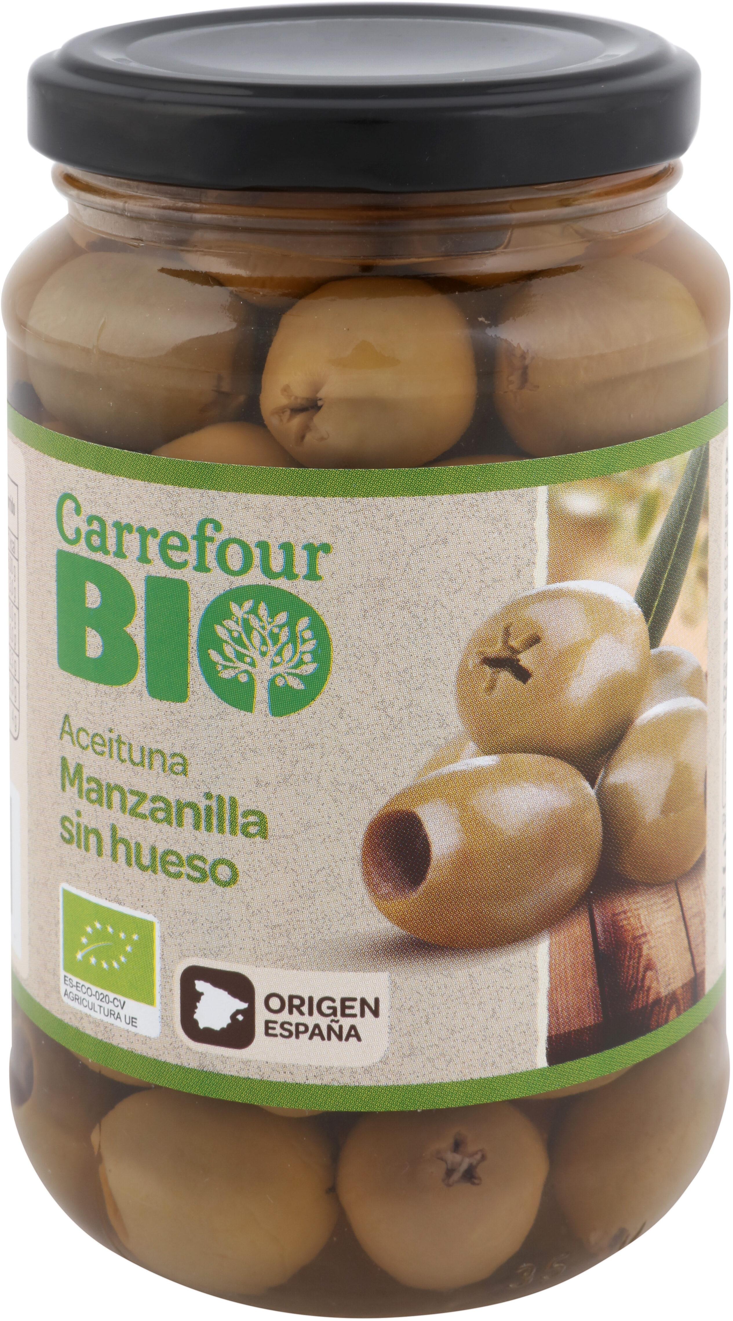 Aceituna De Manzanilla Deshuesada - Producte - es