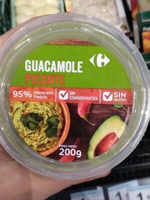 Guacamole picante - Product - es