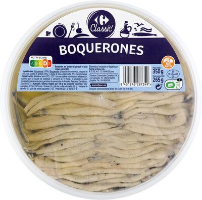 Boquerones Classic - Producte - es