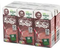 Batido de cacao - Produit - es