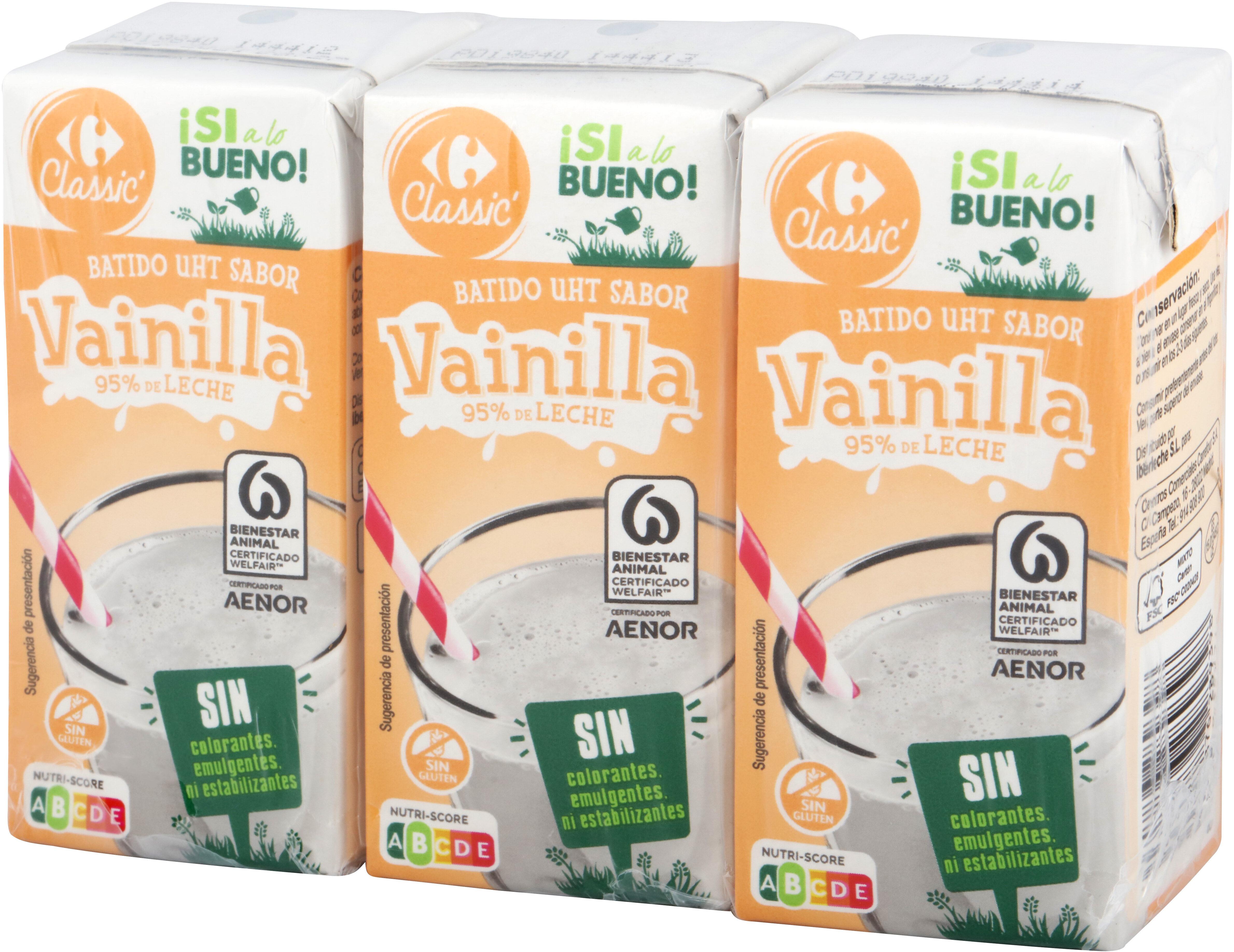 Barido de Vainilla - Produit - es