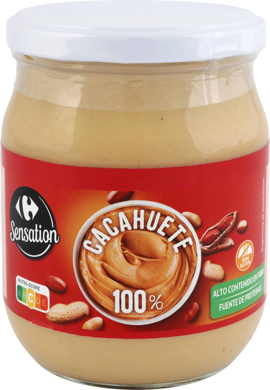 Crema 100% Cacahuete - Producto - es
