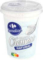 Yogur natural cremoso - Produit - es