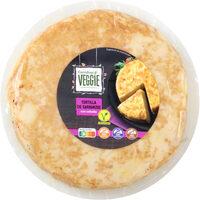 Tortilla Veggie - Produit - es