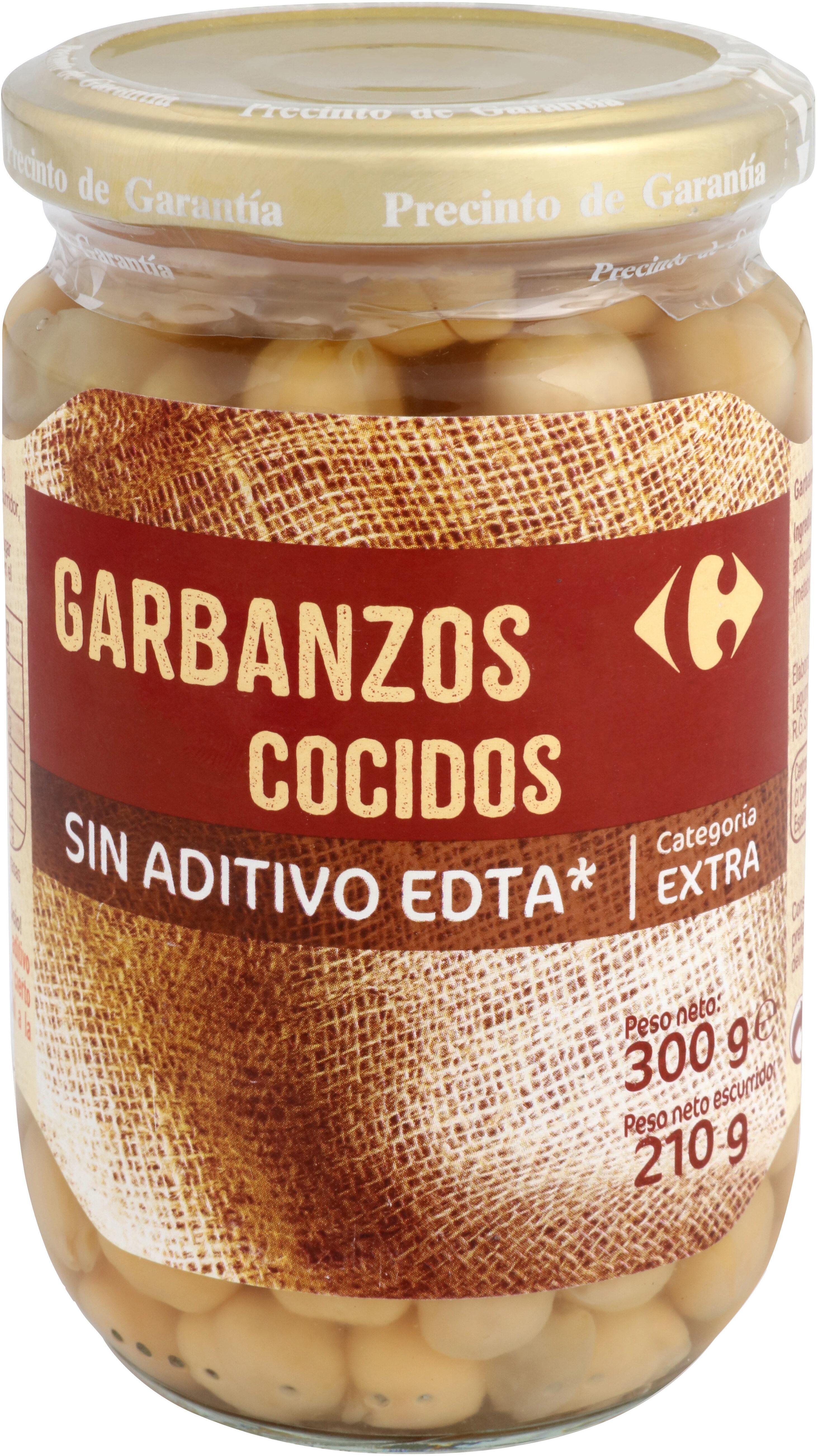Garbanzo cocido extra - Prodotto - es