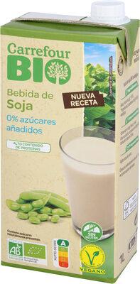 Bebida de soja sin azúcares añadidos - Prodotto - es