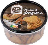 Galleta Jengibre - Product - es