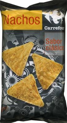 Nachos sabor clásico - Producto - es