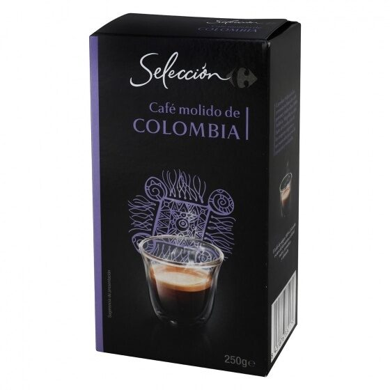 Café molido 100% colombia - Producte - es