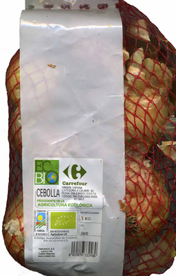 Cebollas Ecológicas Carrefour - Product