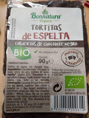 Tortitas espelta - Ingredients - es