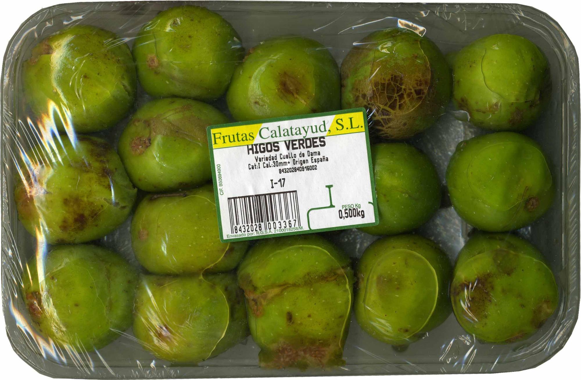 """Higos """"Frutas Calatayud"""" - Product - es"""