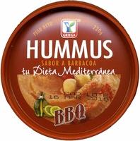Hummus Sabor a barbacoa - Producto - es