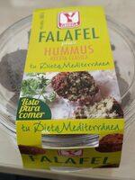 FALAFEL plus HUMMUS RECETA CLASICA - Producto - es