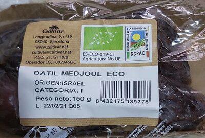 Dátiles medjoul eco - Prodotto - es