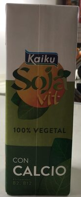 Soja vit - Product - es