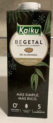 Vegetal de Almendra - Product - es