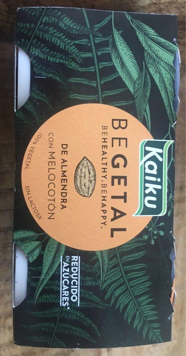 Begetal - Producte