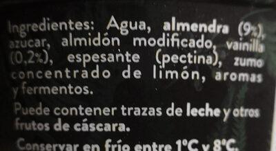 Begetal - Ingredients