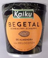 Begetal de Almendra con Melocotón - Producte