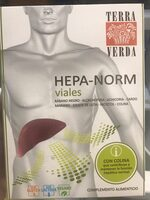 Hepa-norm viales - Produit